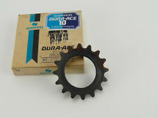 Dura Ace 10 Pitch Track Cog 16T Shimano Fits 10 Hub Only 16 Pista LAST ONE! NOS
