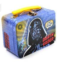 Star Wars Darth Vader Mini Suitcase Storage Box - Size 14 x 11 x 7cm - Freepost