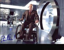 Patrick Stewart X-Men Authentic Signed 9.5x14 Photo Autographed BAS #B38802
