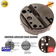Universal Gunsmithing Bench Block Handgun Pistol M1911 10/22s Style Reassemble