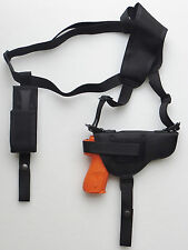 Shoulder Holster for SIG SAUER MOSQUITO with Underbarrel LASER Single Mag Pouch