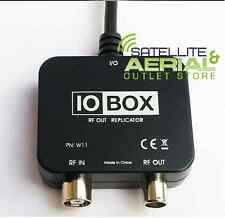 IO-LINK BOX RF MODULATOR OUTPUT FOR SKY HD BOX USE WITH MAGIC EYE & TV LINK