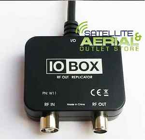 iO-LINK IO-BOX MODULATOR FOR USE WITH MAGIC EYE FOR SKY HD BOXES