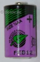Tadiran Lithium Batterie 1/2 AA 3,6V Volt LS14250  SL-750 NEU