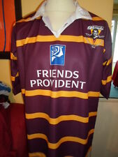 Huddersfield Giants 2001 Home Rugby Super League Shirt adult large