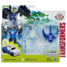 TRANSFORMERS ROBOTS IN DISGUISE STRONGARM & SAWTOOTH MOSC MOC MISB SEALED NEW