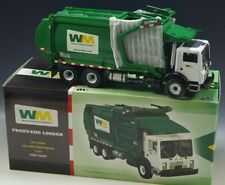 FIRST GEAR FRONT END LOADER WASTE MANAGEMENT GARBAGE TRUCK NIB 1/34 SCALE
