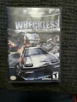 Wreckless: The Yakuza Missions Nintendo GameCube
