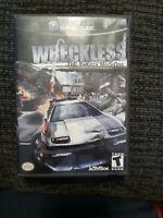 Wreckless: The Yakuza Missions Nintendo GameCube