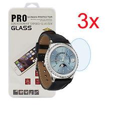 3x Gorilla Glass Screen Protector For SAMSUNG GALAXY GEAR S2 CLASSIC R732 R735