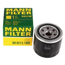 Ölfilter Mann Filter W 811/80 ÖL FILTER Mazda Kia Hyundai Isuzi Mitsubischi Ford