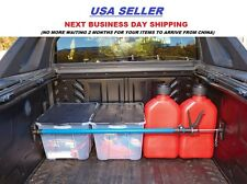 Adjustable Truck Bed Cargo Bar, Prevents Load Shifting, Pistol Grip Ratchet