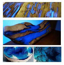 Pigmento ULTRA fluorescente UV luminescente!  IDEALE per la Resina Epossidica