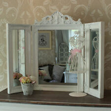 Rectangle Resin Dressing Table Decorative Mirrors
