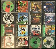 Lot Of 16 PlayStation Games - Most Complete! Disney, Harry Potter, EA Sports...