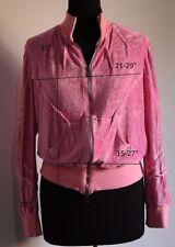 JOHN GALLIANO sz M Zip Cardigan Jacket Sweatshirt women