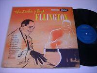 Duke Ellington The Duke Plays Ellington 1954 Mono LP VG+