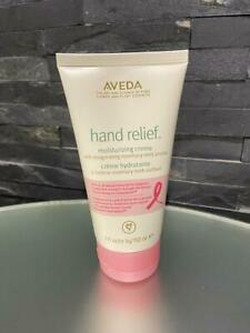 Aveda Hand Cream Relief 150ml with invigorating rosemary mint aroma - Brand New