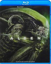 ALIEN (RIDLEY SCOTT) THEATRICAL + DIRECTOR'S CUT *NEW BLU-RAY*