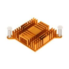 Aluminium Heatsink Cooling General Radiator For Northbridge Southbridge Chipset