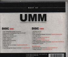 UMM 2 CD digipack 2007 UNDERGROUND MUSIC MOVEMENT Best of  ALEX PARTY X STATIC