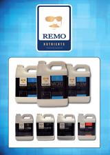 REMO Nutrients - Nährstoffe für Pflanzen - 1 Liter Dünger NEU