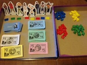 Various Monopoly Pokemon Disney Frozen Rudolph Boardwalk Replacement Parts