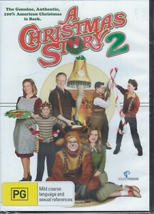 A Christmas Story #2 DVD NEW & SEALED Free Post