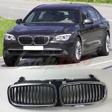 Front Center Bumper Grille Center Textured For BMW 745i 745Li 760Li 2002-2005