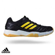 New adidas Badminton Shoes Men Women Squash Court Trainer Sneaker shoes  Size 5.5 84988eccf