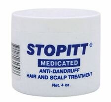 Stopitt Medicated Anti-Dandruff Hair - Scalp Treatment, 4 oz