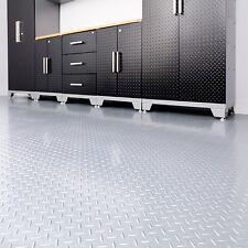 NewAge 8' x 20' Versaroll Garage Flooring Minimal Installation and Easy to Clean