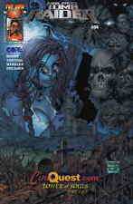 Tomb Raider: The Series #44A VF/NM; Image | save on shipping - details inside