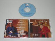 STEVIE WONDER/CHARACTERS(MOTOWN ZD72001) CD ALBUM