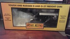 MTH RAIL KING NO. 30-7910 NYC OPERATING CRANE CAR