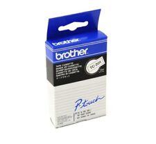 Ribbon Tape 20 pcs. Brother TC201 TC-201 12mm /N 3409
