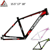"XC Mountain Bike Frame 15.5"" 17"" 18"" BB68 Cycling 26er Bike Framesets Ultralight"
