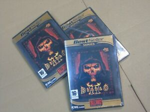 2000 Diablo 2 Brand New Sealed PC Video Game System