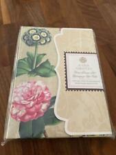 Anna Griffin More Flower Pot Decoupage Die Cut Set-525 Pieces-New
