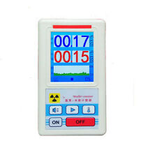 Geiger counter Nuclear radiation detector Personal dosimeters Marble detector