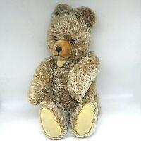 Vintage Hermann großer Teddy Bär 50 cm schöner Zustand mit Stimme inkl. Vers.