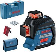 Livella Laser Autolivellante 3 Linee 360 ° Valigetta Bosch GLL 3-80 Professional