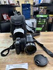 Sony Cyber-shot DSC-H5 7.2MP Digital Camera - Black 165688