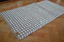 jute Tapis blanc Chindi coton Rayure HANDMADE NOUÉ dhurrie 70x140cm 71.1cmx140cm