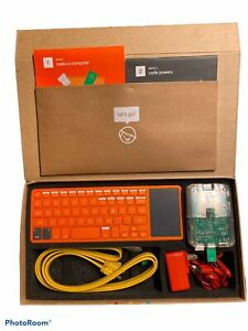 Kano Make Your Own Computer Learn To Code Kit - Open Box-Not Tested