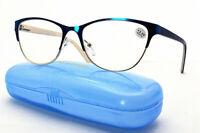 Cats Eye Women Metal Reading glasses for reader +1.0 +1.5 +2.0 +2.5 +3.0 +3.5