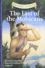 Retold From The James Fen-Classic Starts: The Last Of The Moh  BOOK NEW