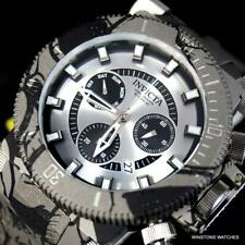 Invicta Coalition Forces Hydroplated Graffiti Steel Chronograph 51mm Watch New
