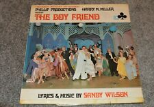 "The Boy Friend - Lyrics & Music BySandy Wilson - 12"" Vinyl Record - SCL 1263"