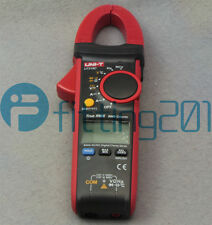 UT216C UNI-T 600A True RMS Digital Clamp Meter Auto Range Freq Cap Temp NCV Test